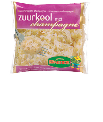 Champagne zuurkool